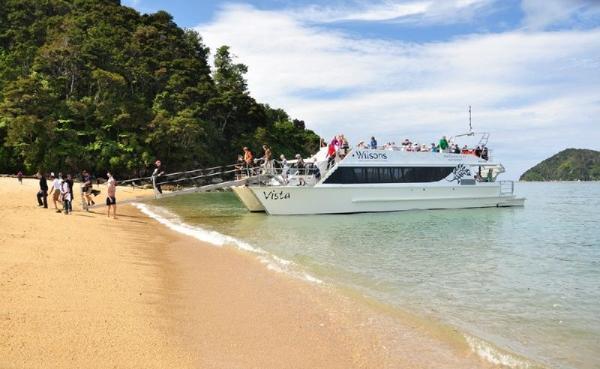 Abel Tasman Coast Scenic Morning Cruise