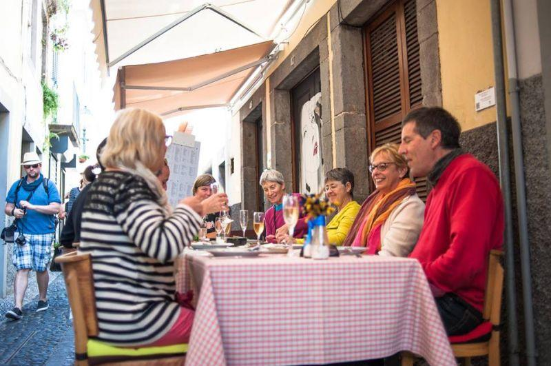Funchal Wine and Food Walking Tour