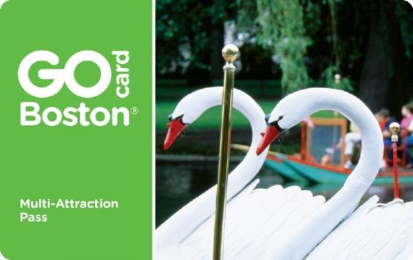 GO Boston Card (41+ Attractions for 1 LOW Price!!)