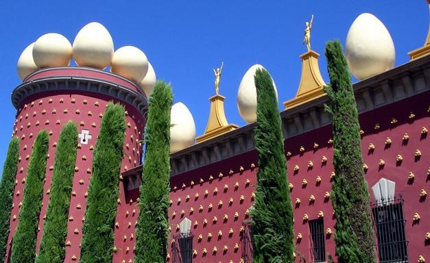 Dali Museum Tour from Barcelona by High-Speed Rail