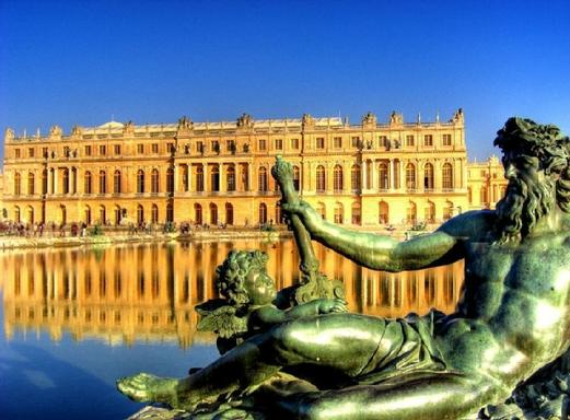 Paris Combo Tour: Louvre Museum and the Palace of Versailles
