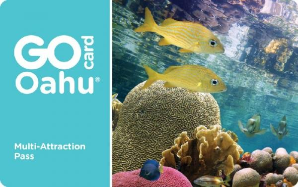 GO Oahu Card (30+ Activities for 1 LOW Price!! Up to 55% Savings!!)