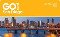 GO San Diego Card (40+ Attractions for 1 LOW Price!!)