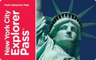 New York City Explorer Pass (Choose your activities from over 50 Attractions)