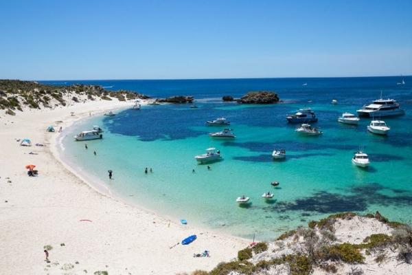 Rottnest Island Day Tour w/ Bike Hire