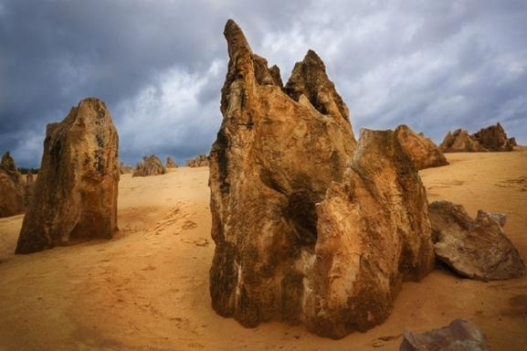 Pinnacles Desert Tour From Perth W/ New Norcia