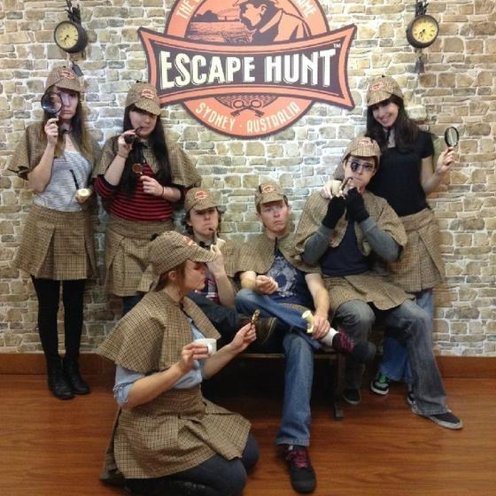 Ultimate Escape Room Experience