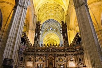 Seville Cathedral and Alcazar Skip-the-Line Tour