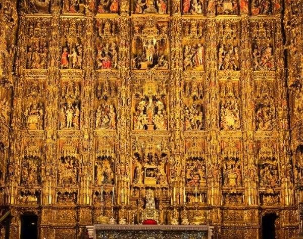 Seville Cathedral Skip-the-Line Tour