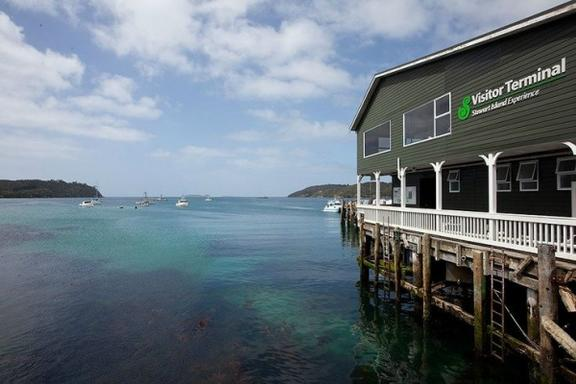 Bluff and Stewart Island Ferry