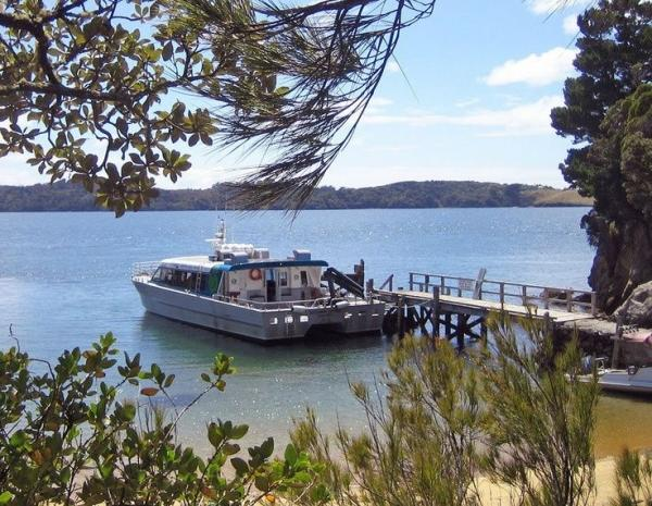 Paterson Inlet Cruise