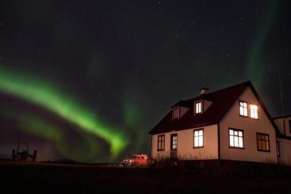 Northern Lights Deluxe Tour from Reykjavik