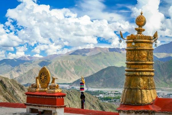 4-Day Lhasa Holy City Tour**Stay in Comfort Hotel**<br>** Small Group Tour**