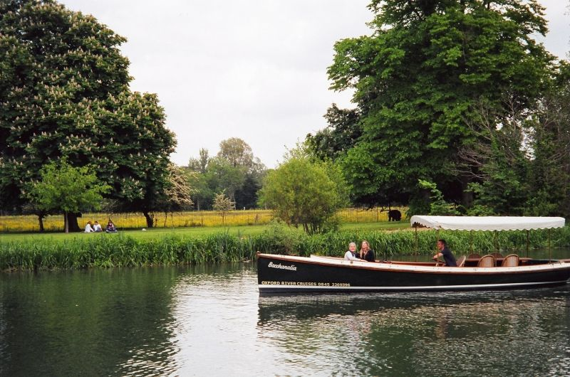 Oxford River Sightseeing Cruise**Most Popular Cruise**<br>** Book Early!**
