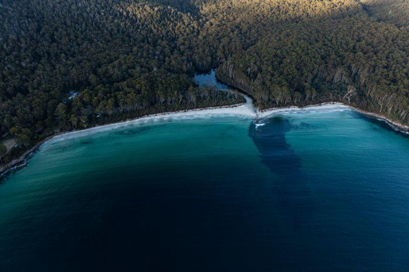 Sea Cliffs and Convicts - Port Arthur Helicopter Tour