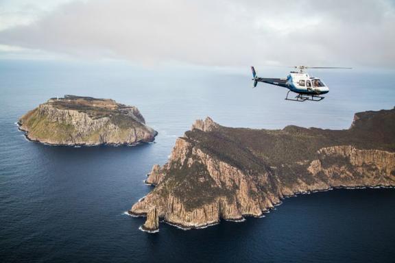Tasmania Helicopter Tour