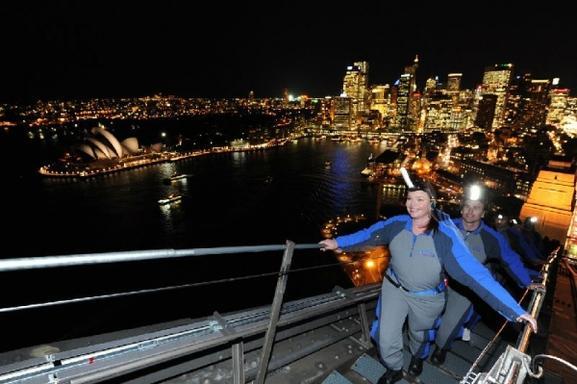 Sydney Harbour BridgeClimb - Dawn Time