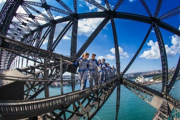 Sydney Harbour BridgeClimb Sampler