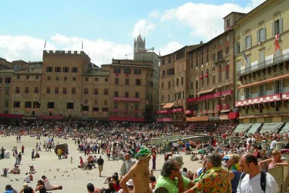 Ultimate Tuscany Day Trip From Florence: Siena - San Gimignano - Chianti - Pisa