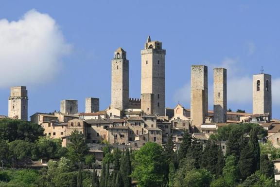Tuscany Day Trip From Florence: Siena - Monteriggioni - San Gimignano - Pisa