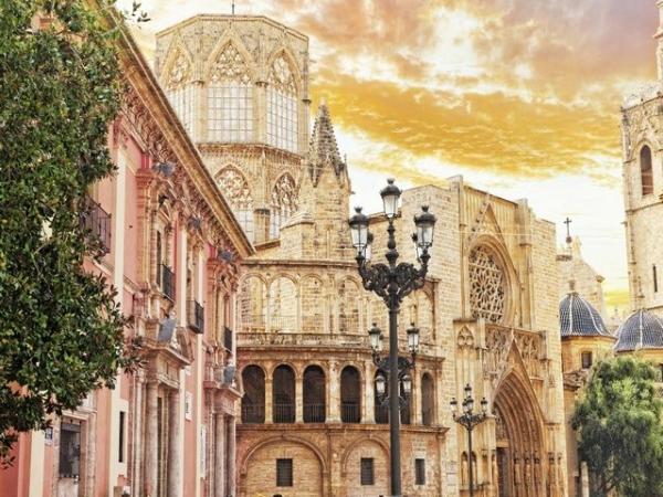 7-Day Thrilling Spain Tour Package: Madrid - Barcelona - Valencia - Pamplona - San Sebastian