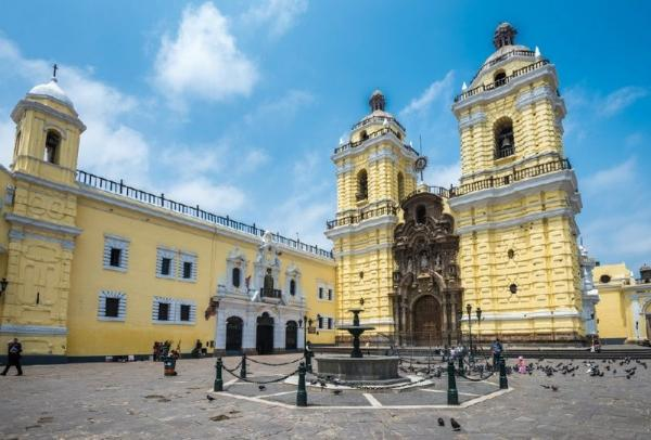 Lima & Temple Huallamarca Sightseeing Tour