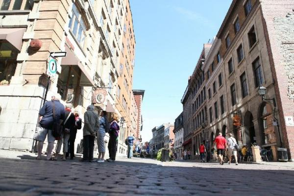 Old Montreal Walking Tour - East District