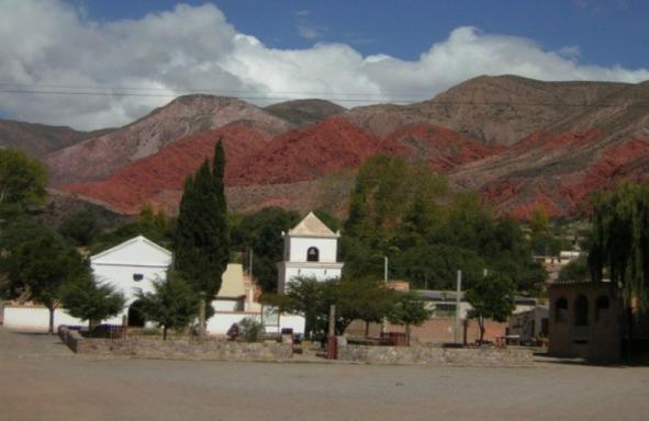 2-Day Humahuaca Valley Private Excursion: Purmamarca - Iruya - San Salvador de Jujuy