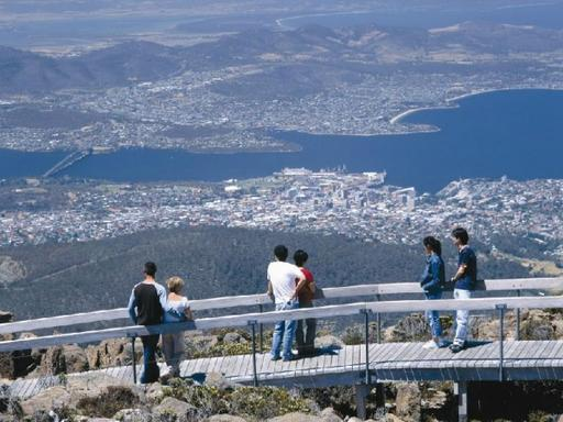 Mt Wellington Morning Tour