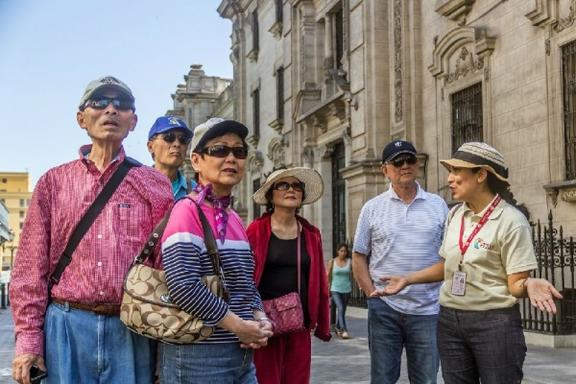 Lima and Huaca Puccllana Sightseeing Tour