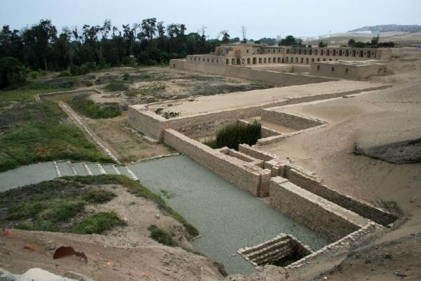 Pachacamac Ruins Day Trip From Lima