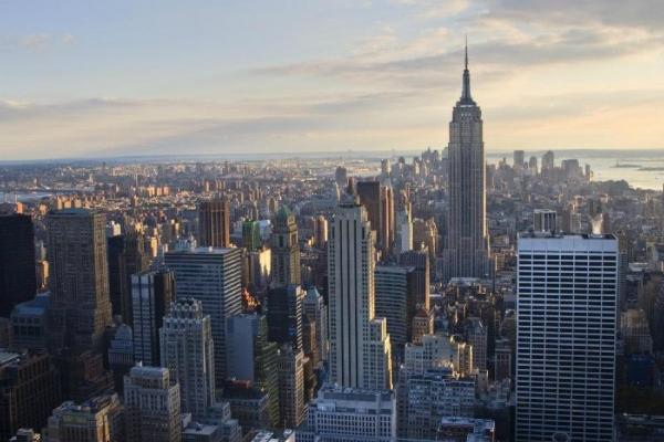 All Around New York Bus Tour (Multi-Lingual)