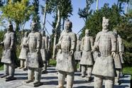 Terracotta Warriors & Qin Shi Huang Mausoleum Tour From Xi-An**Small Group Tour**