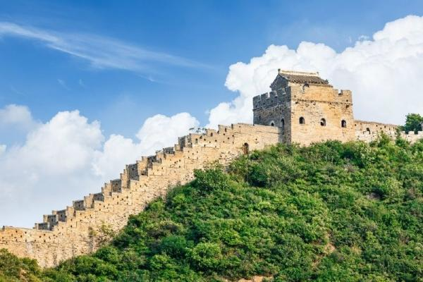 Jinshanling Great Wall Day Trip From Beijing