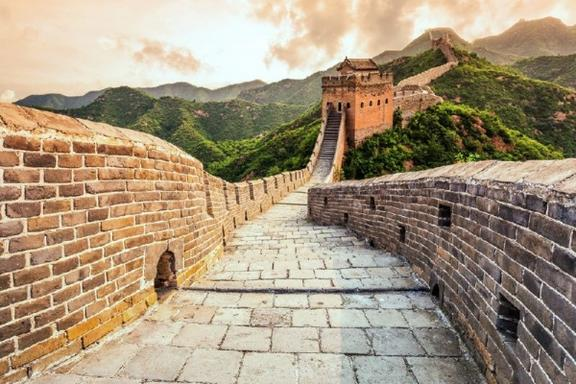 Beijing Sightseeing Tour: Forbidden City and Badaling Great Wall