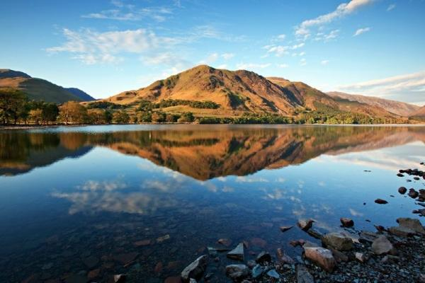 4-Day UK Tour from London: Cambridge - York - Edinburgh - Lake District