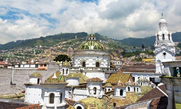5-Days Ecuador Tour: Quito - Otavalo - Papallacta