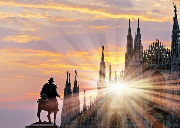 13-Day Europe Tour Package: Italy - France - England - Scotland**Milan to Paris**