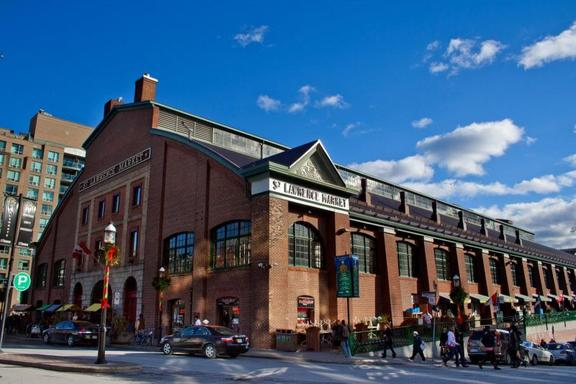 St. Lawrence Market & Old Town Toronto Food Tour