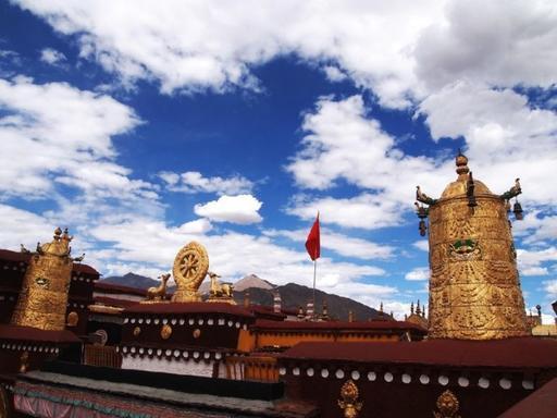 5-Day Lhasa Tour W/ Samye Monastery