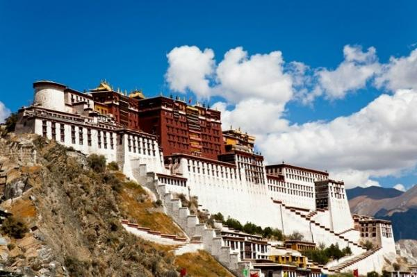 5-Day Lhasa Tour W/ Ganden Monastery**Stay in Comfort Hotel**<br>** Small Group Tour**