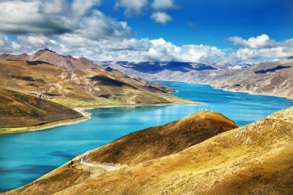 5-Day Lhasa Tour W/ Yamdrok Lake**Stay in Comfort Hotel**<br>** Small Group Tour**