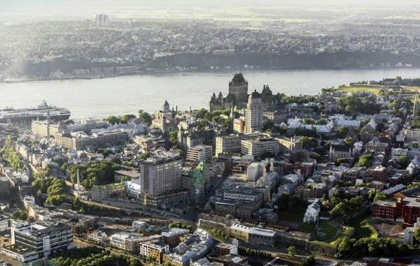 15-Min Quebec City Helicopter Tour