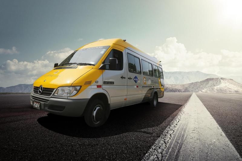 Chachapoyas Express Transfer to Jaen Airport from Tours4Fun Product Image