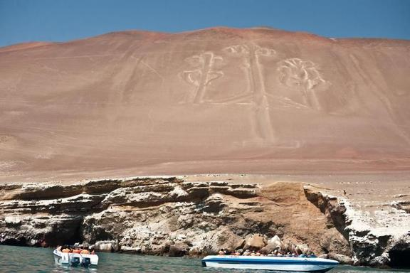 Ballestas Islands & Nazca Lines Tour From Lima