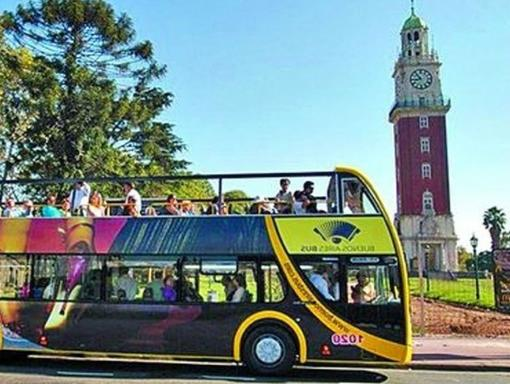 Buenos Aires Hop-On Hop-Off Sightseeing Tour