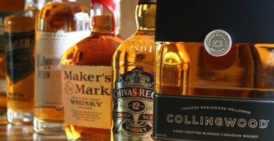 Urban Whiskey Trail Drinking Tour