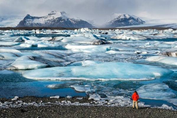 Jokulsarlon Glacier Lagoon Day Tour + Northern Lights Hunt