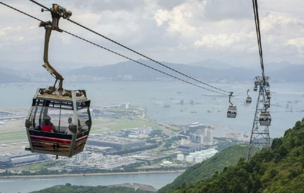 Lantau Island Tour from Hong Kong