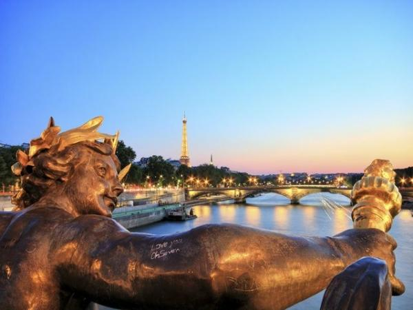 7-Day Madrid to Barcelona and Paris Holiday Package